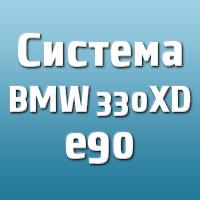 Система выпуска на BMW 330XD E90