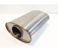 Пламегаситель вместо катализатора Bomfider BO-21054s овальный
