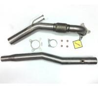 Даунпайп Bomfider для VAG FWD (передний привод) Octavia, Golf GTI  и т.д.