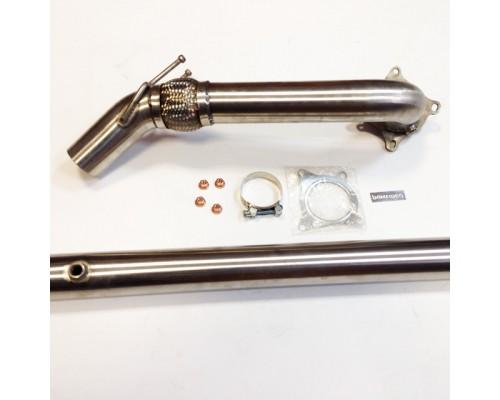 Даунпайп Bomfider для Skoda Yeti 1.8 TSI 4x4/ Golf R