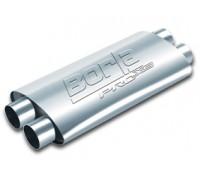 Глушитель Borla Pro-XS 400286 Dual/Dual , труба 2.5