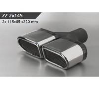 Насадка Buzzer ZZ2x145 двойная