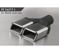 Насадка Buzzer ZZ2x211L двойная
