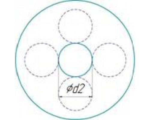 Глушитель CSM24041551 тихий до V2.2L