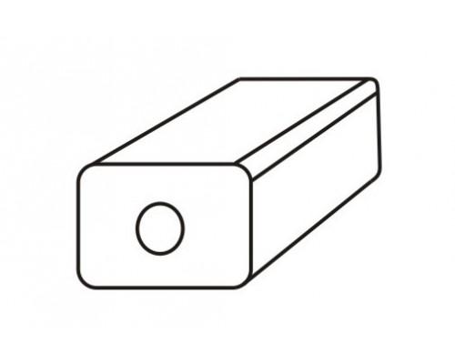 Глушитель универсальный MG-Race U26I30052 прямоточный