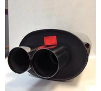 Спортивный глушитель FOX A75440076p010 прямоточный