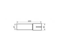 Адаптер одиночный 45 диаметр